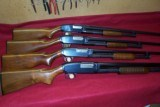 Set of 4 Winchester Mdl. 12's - 2 of 7