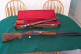 Winchester Model 101 Two Barrel Set