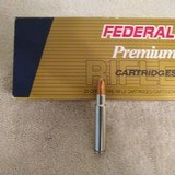 Federal Premium 416 Rigby 4 Boxes