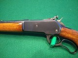 Winchester Model 71 standard rifle - 1 of 4