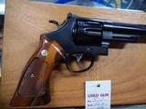 SMITH & WESSON MODEL 25-2 WITH DISPLAY CASE VERY GOOD - EXCELLENT CONDITION - 13 of 15
