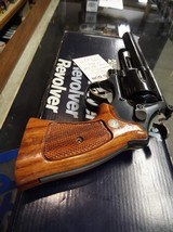 """SMITH & WESSON 25-5 .45 COLT 6"""" BARREL VERY GOOD- EXCELLENT CONDITION, WITH ORIGINAL BOX - 8 of 15"""