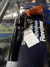 """SMITH & WESSON 25-5 .45 COLT 6"""" BARREL VERY GOOD- EXCELLENT CONDITION, WITH ORIGINAL BOX - 9 of 15"""