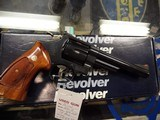 """SMITH & WESSON 25-5 .45 COLT 6"""" BARREL VERY GOOD- EXCELLENT CONDITION, WITH ORIGINAL BOX - 1 of 15"""