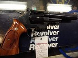 """SMITH & WESSON 25-5 .45 COLT 6"""" BARREL VERY GOOD- EXCELLENT CONDITION, WITH ORIGINAL BOX - 3 of 15"""