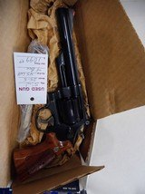 """SMITH & WESSON 25-5 .45 COLT 6"""" BARREL VERY GOOD- EXCELLENT CONDITION, WITH ORIGINAL BOX - 11 of 15"""