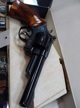 """SMITH & WESSON 25-5 .45 COLT 6"""" BARREL VERY GOOD- EXCELLENT CONDITION, WITH ORIGINAL BOX - 14 of 15"""
