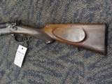 GERMAN/ AUSTRIANGUILD HAMMER COMBINATION GUNIN 16GA X 43 MAUSER WITH DIES - 6 of 15
