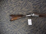 COGSWELL and HARRISON 28GA SINGLE SHOT HAMMER GUN DAMASCUS BARREL, EXCELLENT CONDITION - 5 of 15