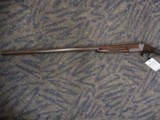 COGSWELL and HARRISON 28GA SINGLE SHOT HAMMER GUN DAMASCUS BARREL, EXCELLENT CONDITION - 4 of 15