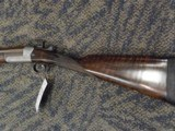 COGSWELL and HARRISON 28GA SINGLE SHOT HAMMER GUN DAMASCUS BARREL, EXCELLENT CONDITION - 13 of 15