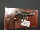 "COLT PYTHON .357 NICKEL 4"" BARREL VERY GOOD CONDITION WITH BOX - 2 of 16"