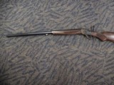 CUSTOM WINCHESTER 1885 HIGH WALL BY STEVEN DURREN GUN MAKER .40-70 STRAIGHT - 13 of 20