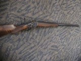 CUSTOM WINCHESTER 1885 HIGH WALL BY STEVEN DURREN GUN MAKER .40-70 STRAIGHT - 18 of 20