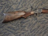 CUSTOM WINCHESTER 1885 HIGH WALL BY STEVEN DURREN GUN MAKER .40-70 STRAIGHT - 1 of 20