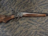 CUSTOM WINCHESTER 1885 HIGH WALL BY STEVEN DURREN GUN MAKER .40-70 STRAIGHT - 3 of 20