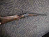 CUSTOM WINCHESTER 1885 HIGH WALL BY STEVEN DURREN GUN MAKER .40-70 STRAIGHT - 19 of 20