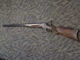 CUSTOM WINCHESTER 1885 HIGH WALL BY STEVEN DURREN GUN MAKER .40-70 STRAIGHT - 5 of 20