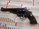SMITH & WESSON MODEL OF 1950 TARGET .44 SPECIAL