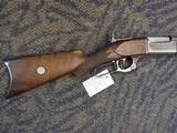 RARE SAVAGE 1899 IN 30-30 WITH SPECIAL ORDER PISTOL GRIP STOCK, MFG 1903, GOOD CONDITION
