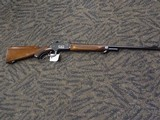 WINCHESTER 71 DELUXE WITH LYMAN PEEP, MFG 1954 IN GOOD CONDITION. - 19 of 20