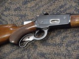 WINCHESTER 71 DELUXE WITH LYMAN PEEP, MFG 1954 IN GOOD CONDITION. - 1 of 20