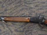 WINCHESTER 71 DELUXE WITH LYMAN PEEP, MFG 1954 IN GOOD CONDITION. - 8 of 20