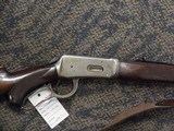 WINCHESTER 64 DELUXE .32 WS IN GOOD CONDITION - 4 of 20