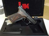 RARE HECKLER & KOCH P7M8 JUBILEE UNFIRED, 1 0F 500 MADE, ANIB