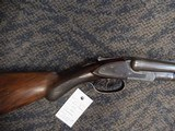 """LC SMITH QUALITY 2 12GA WITH 28"""" DAMASCUS BARRELS IN GOOD CONDITION"""