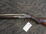"""LC SMITH QUALITY 2 12GA WITH 28"""" DAMASCUS BARRELS IN GOOD CONDITION - 7 of 20"""