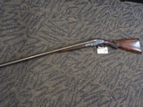 """LC SMITH QUALITY 2 12GA WITH 28"""" DAMASCUS BARRELS IN GOOD CONDITION - 18 of 20"""