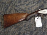 """LC SMITH QUALITY 2 12GA WITH 28"""" DAMASCUS BARRELS IN GOOD CONDITION - 3 of 20"""