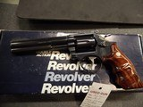 """SMITH & WESSON 16-4 .32 H&R MAGNUM 6"""" IN EXCELLENT CONDITION WITH ORIGINAL BOX"""