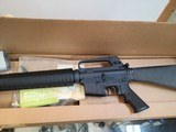 PRE BAN COLT SPORTER TARGET MODEL 5.56 NATO, MAAND CT COMPLIANT UNFIRED WITH BOX - 8 of 20
