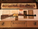 Winchester 30-30 Golden Spike Commerative NIB - 2 of 8