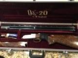 Krieghoff K-20 Gold Uplander Shotgun - 8 of 14