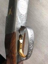 Krieghoff K-20 Gold Uplander Shotgun - 4 of 14