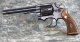 Smith and Wesson K22 Transitional King Target Post-War .22LR 6""