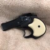 High Standard 22 magnum Derringer Model DM 101 - 2 of 11