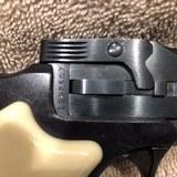 High Standard 22 magnum Derringer Model DM 101 - 5 of 11