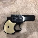 High Standard 22 magnum Derringer Model DM 101 - 8 of 11