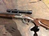 unknown 16ga shot gun with rifle barrel