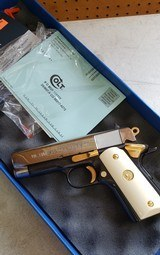 COLT ULTIMATE OFFICERS, LEW HORTON SPECIAL 45CAL