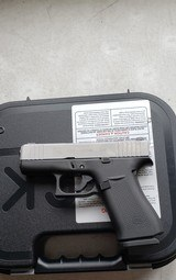 GLOCK 43X 9MM GLOCK NITE SITES