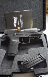 SIG 320XC 9MM NITE SITES