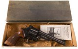 Smith & Wesson Pre Model 25 1955 .45 Target Target Hammer, Target Trigger, Non-Relieved Target Stocks MINT NO UPGRADE - 2 of 8