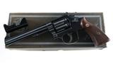 Smith & Wesson Pre Model 14 K-38 Heavy Masterpiece COMPLETE in Original Box w/ Muzzle Break NO UPGRADE 99%+