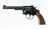 Smith & Wesson Pre Model 16 K-32 Masterpiece Bright Blue Five Screw Original Box & Grips MINT NO UPGRADE 99% - 5 of 10