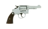 Smith & Wesson ORIGINAL FACTORY CHROME .38 M&P Model of 1905 4th Change 1 of 15 Known Factory Letter ULTRA RARE 99% - 3 of 7